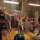 Mark Wahlberg, Nick Catanese, Blas Elias, Timothy Olyphant, and Brian Vander Ark in Rock Star (2001)