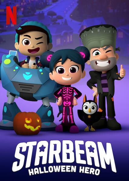 Download StarBeam: Halloween Hero (2020) Hindi ORG Dual Audio 720p HDRip ESub 220MB