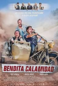 Luis Varela, Nacho Rubio, and Jorge Asín in Bendita calamidad (2015)