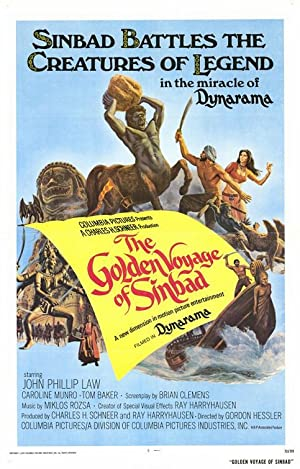 The Golden Voyage of Sinbad Poster Image