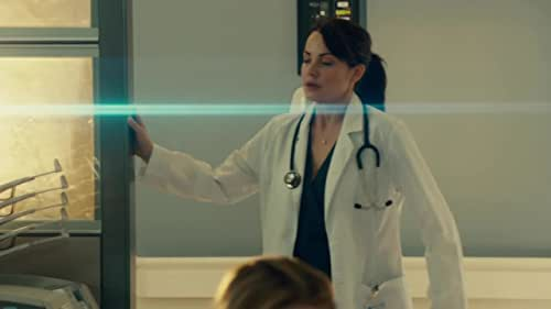 Saving Hope: Dr. Goran Arrives With His Hand In Someone's Chest
