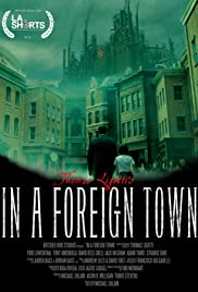 In a Foreign Town Poster