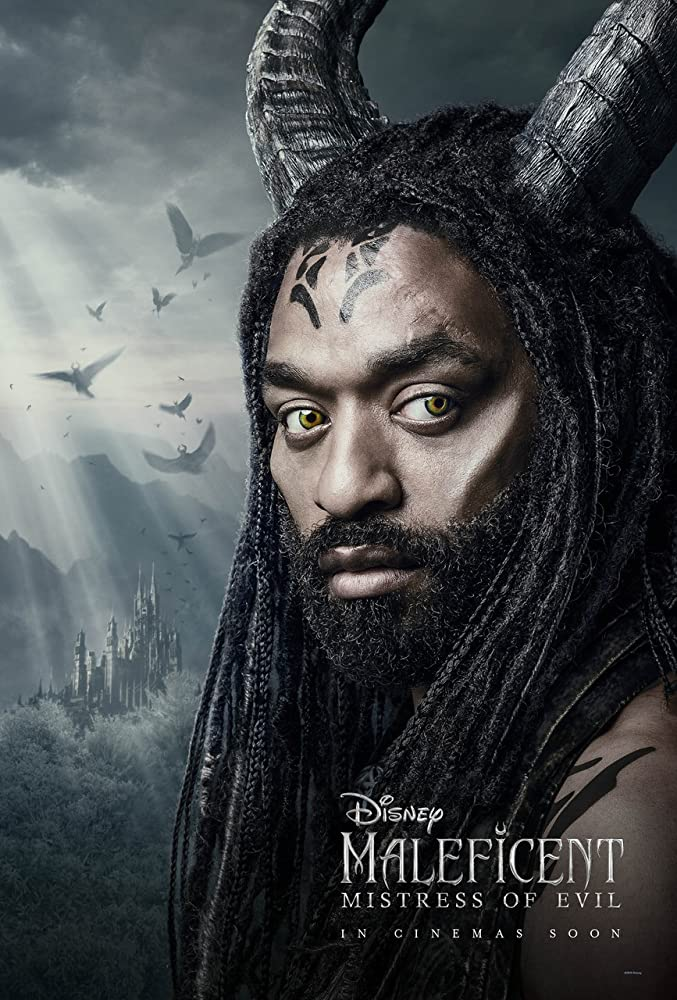 Chiwetel Ejiofor in Maleficent: Mistress of Evil (2019)
