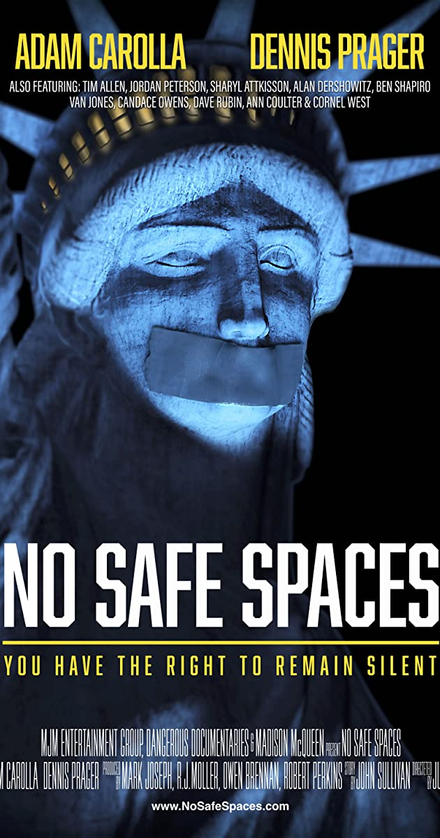 Image result for No Safe Spaces Movie