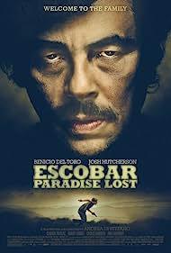 Benicio Del Toro in Escobar: Paradise Lost (2014)