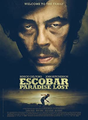 Where to stream Escobar: Paradise Lost
