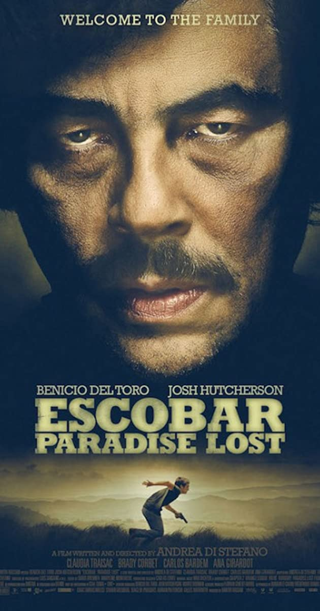 Subtitle of Escobar: Paradise Lost