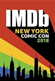 IMDb at New York Comic Con 2018 Poster