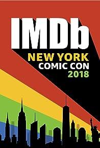 Primary photo for IMDb at New York Comic Con 2018