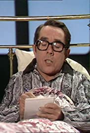 Ronnie Corbett in Bed Poster