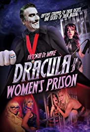 Dracula in a Women's Prison Poster
