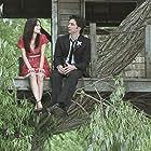 Zach Braff and Rachel Bilson in The Last Kiss (2006)
