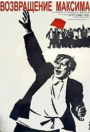 The Return of Maxim Poster