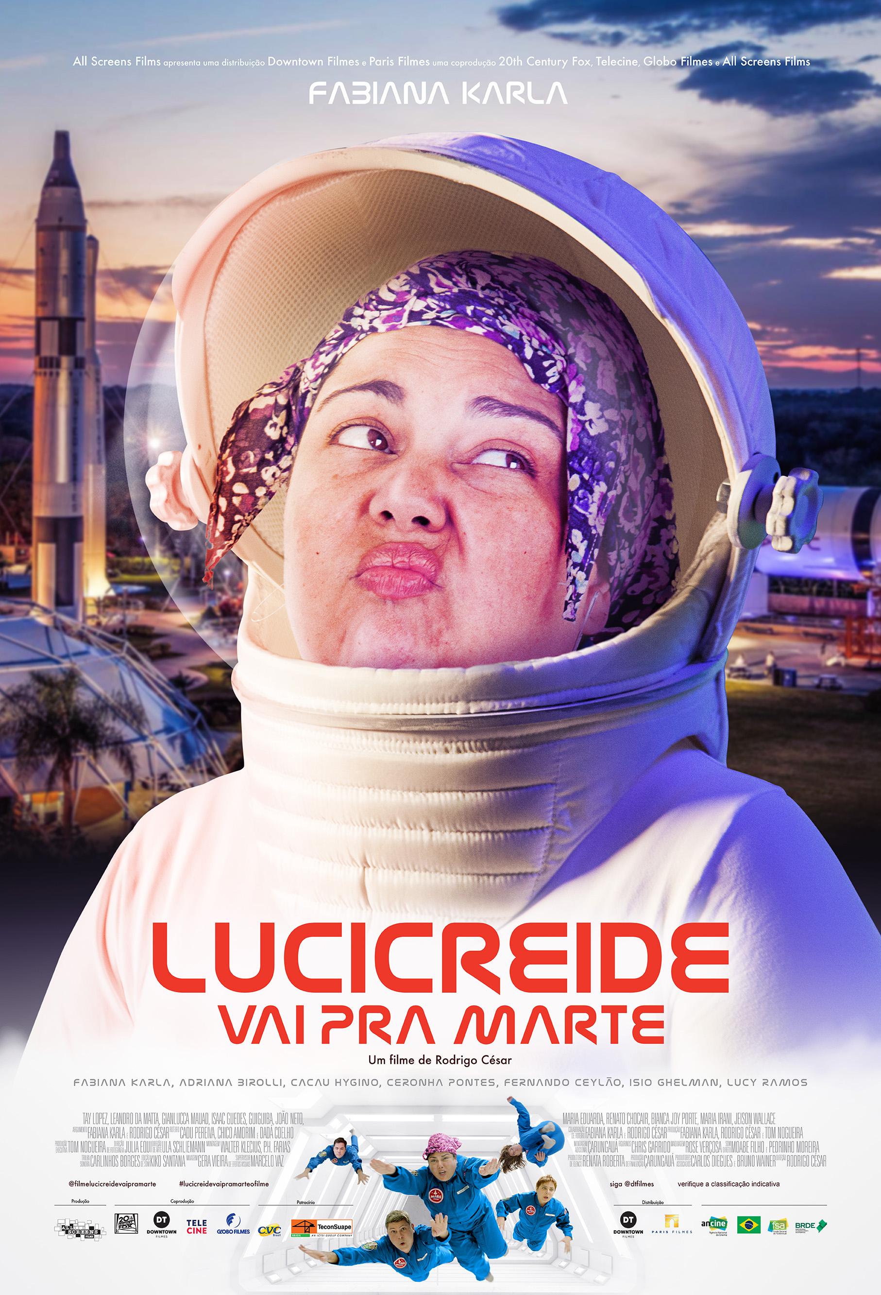 Download Filme Lucicreide vai pra Marte Torrent 2021 Qualidade Hd