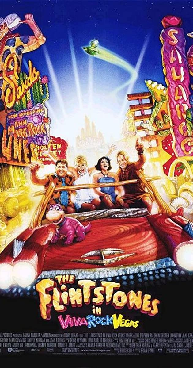 Watch Full HD Movie The Flintstones in Viva Rock Vegas (2000)