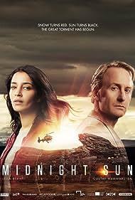 Gustaf Hammarsten and Leïla Bekhti in Midnight Sun (2016)