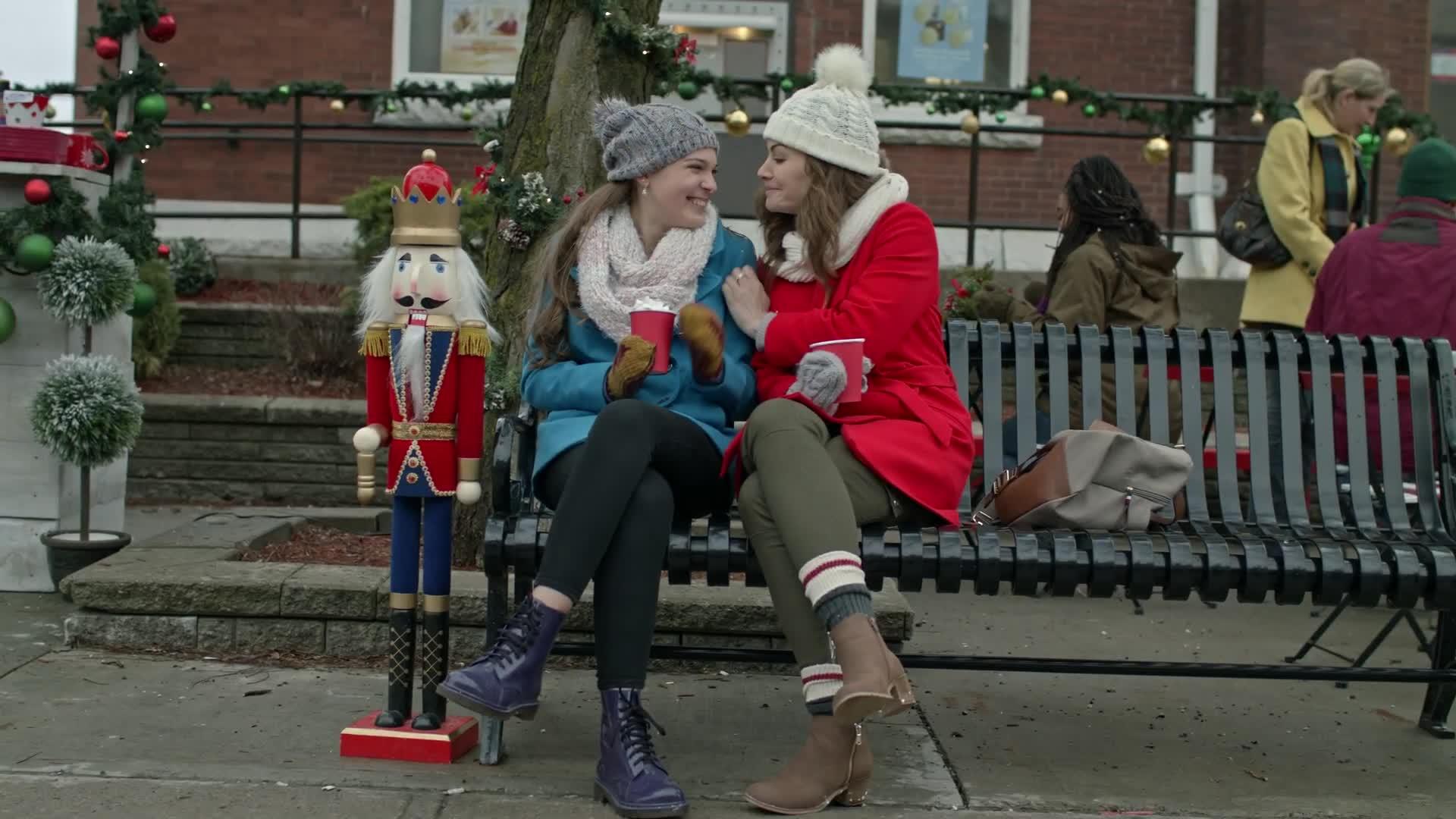 The Christmas Chalet Tv Movie 2019 Imdb