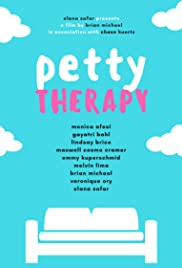 Petty Therapy Poster