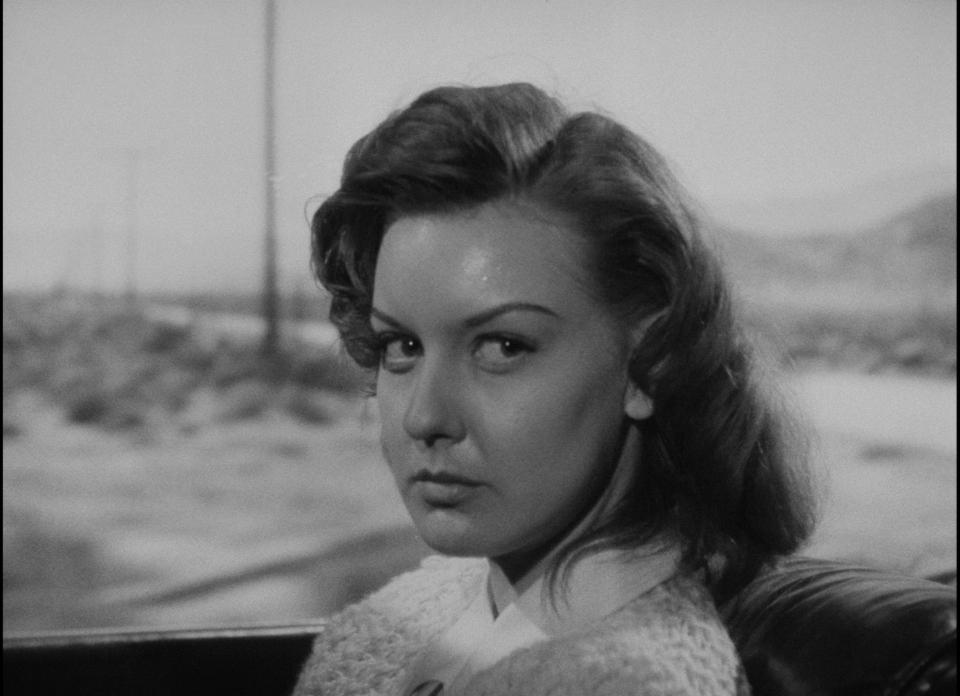 Ann Savage in Detour (1945)