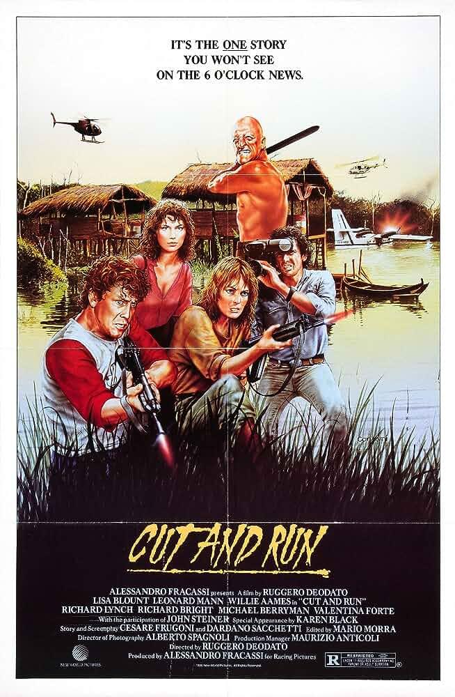 Cut and Run (1985) Hindi Dubbed