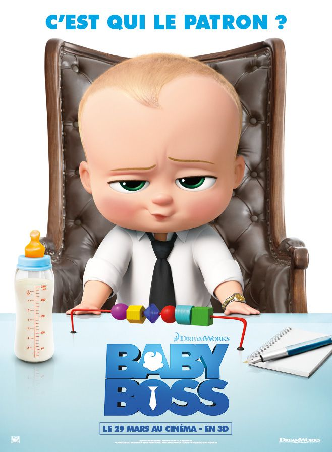 The Boss Baby (2017) Subtitle Indonesia