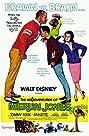 The Misadventures of Merlin Jones (1964) Poster