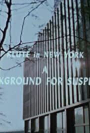 Klute in New York: A Background for Suspense Poster