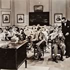 Bela Lugosi, John Archer, Wanda McKay, and Tom Neal in Bowery at Midnight (1942)