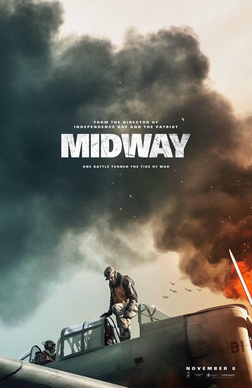 Ed Skrein in Midway (2019)