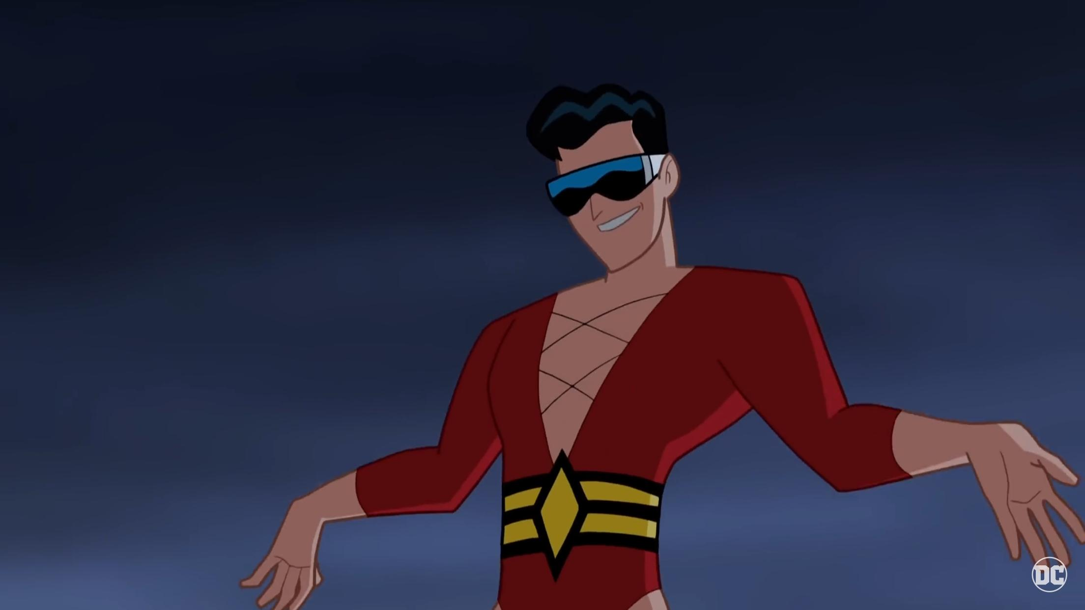 Dana Snyder in Justice League Action Shorts (2017)