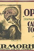 Opfer (1920) Poster
