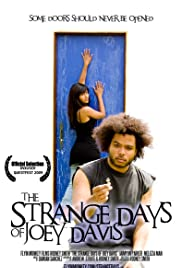 The Strange Days of Joey Davis Poster