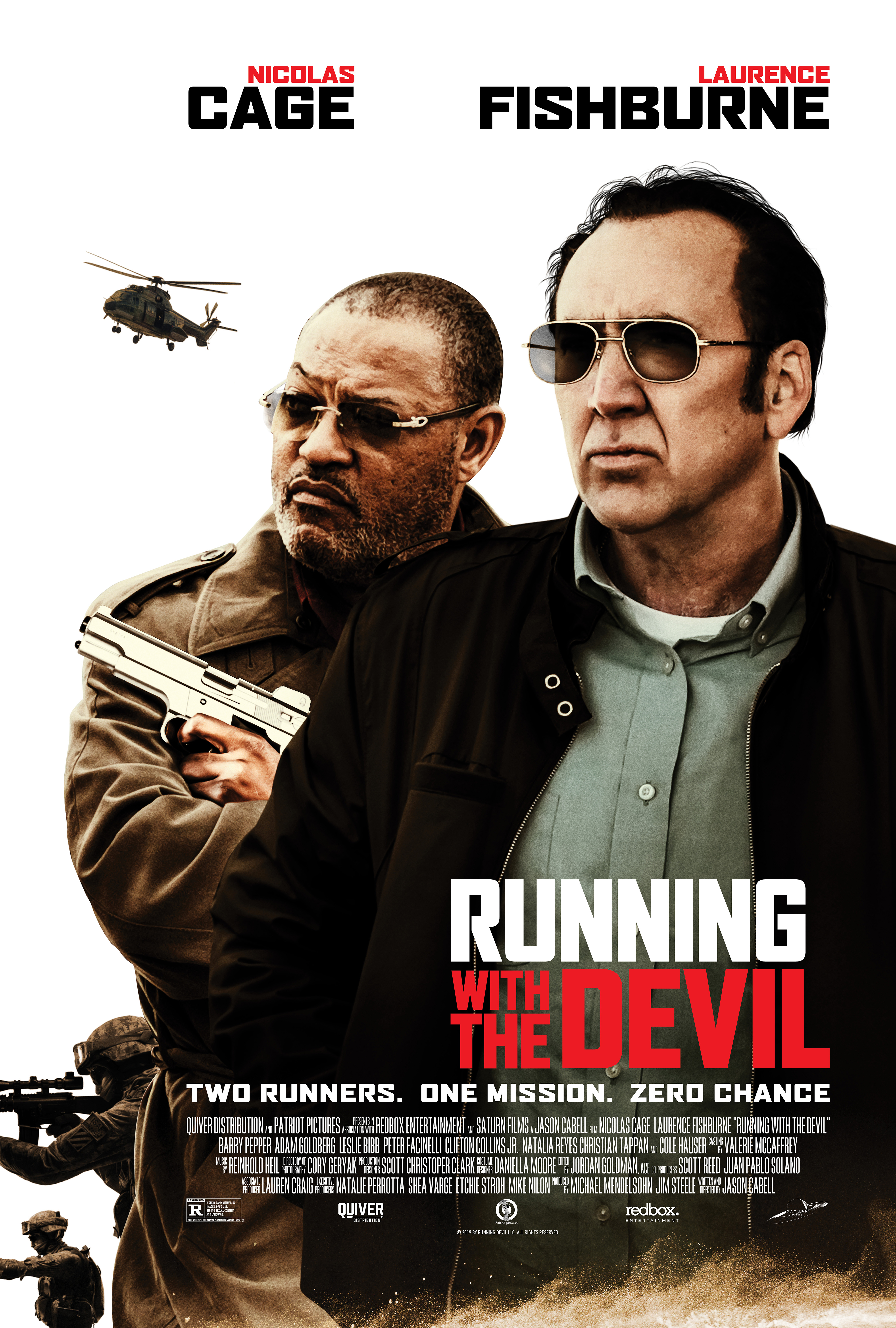 Bėgant su velniu (2019) / Running with the Devil