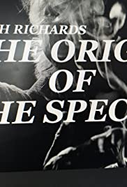 Keith Richards: The Origin of the Species Poster