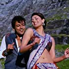 Suriya and Kajal Aggarwal in Maattrraan (2012)