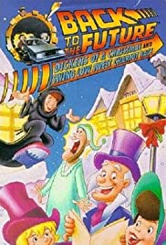 Quot Back To The Future Quot Dickens Of A Christmas Tv Episode 1991 Imdb