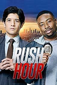 Jonathan Patrick Foo and Justin Hires in Rush Hour (2016)
