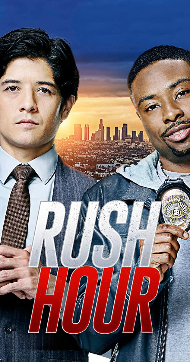 Piko valanda (1 Sezonas) / Rush Hour (1 Season) (2016)