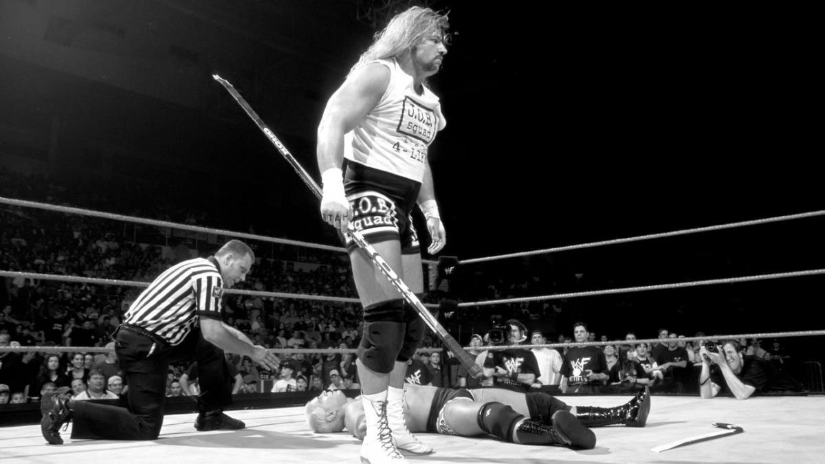 WWF Backlash (1999)