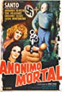 Santo in Anonymous Death Threat (1975) Poster