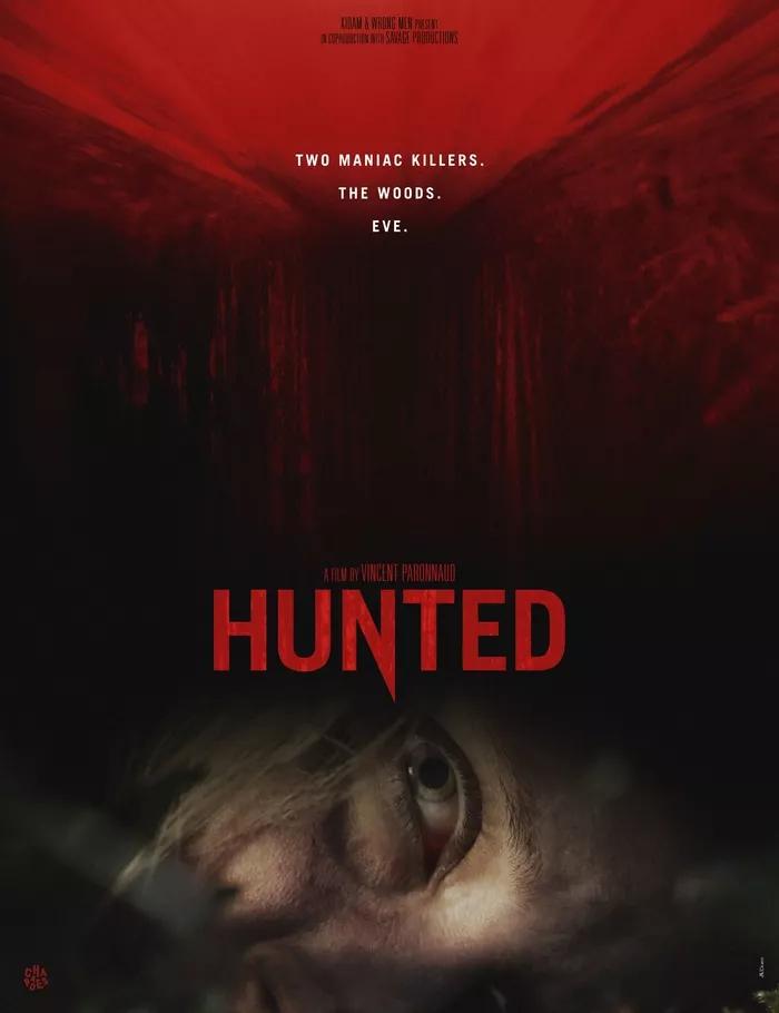 Lucie Debay in Hunted (2020)