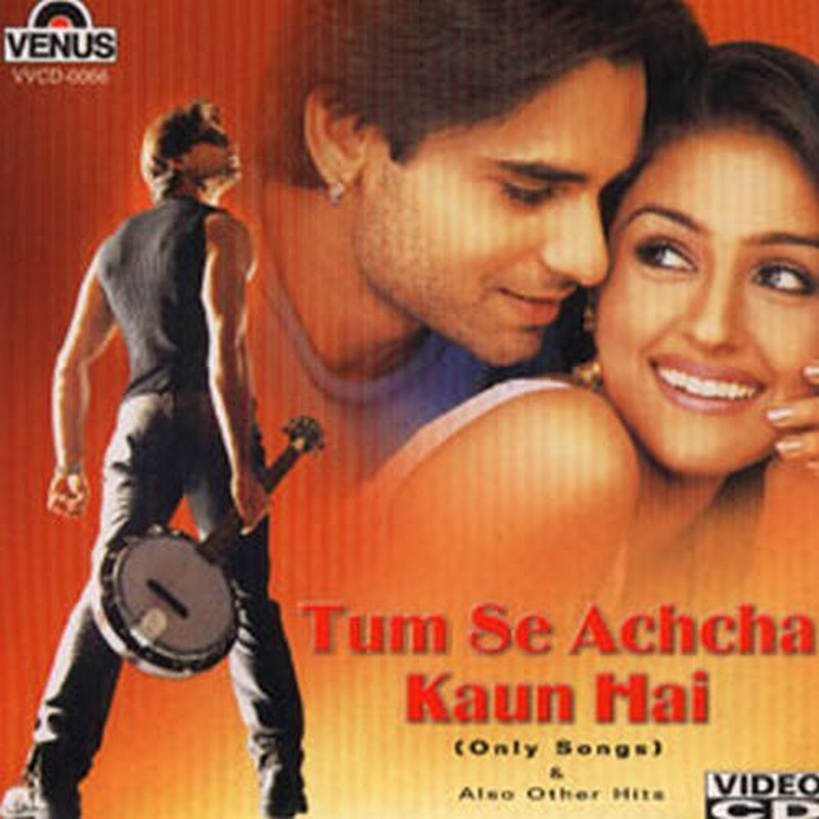 Tum Se Achcha Kaun Hai (2002) Hindi WEB-DL - 480P | 720P - x264 - 450MB | 1.2GB - Download & Watch Online  Movie Poster - mlsbd