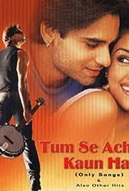 Tum Se Achcha Kaun Hai 2002 Hindi Movie AMZN WebRip 400mb 480p 1.2GB 720p 3GB 5GB 1080p