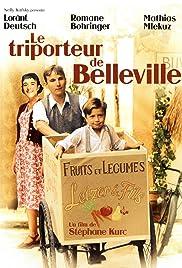 Le triporteur de Belleville Poster