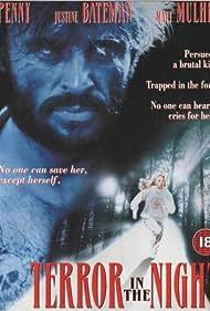 Justine Bateman and Joe Penny in Terror in the Night (1994)