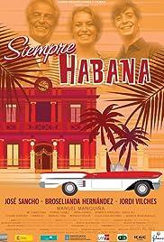 Siempre Habana Poster