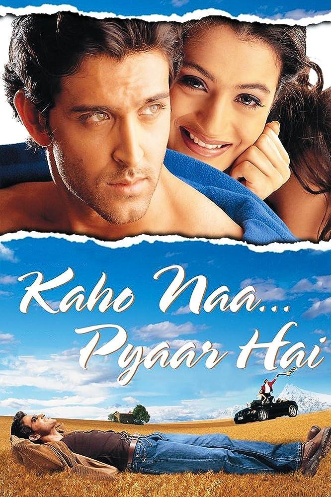 Kaho Naa Pyaar Hai (2002) WEBRip [1080p-720p-480p] Hindi x264 AAC ESub
