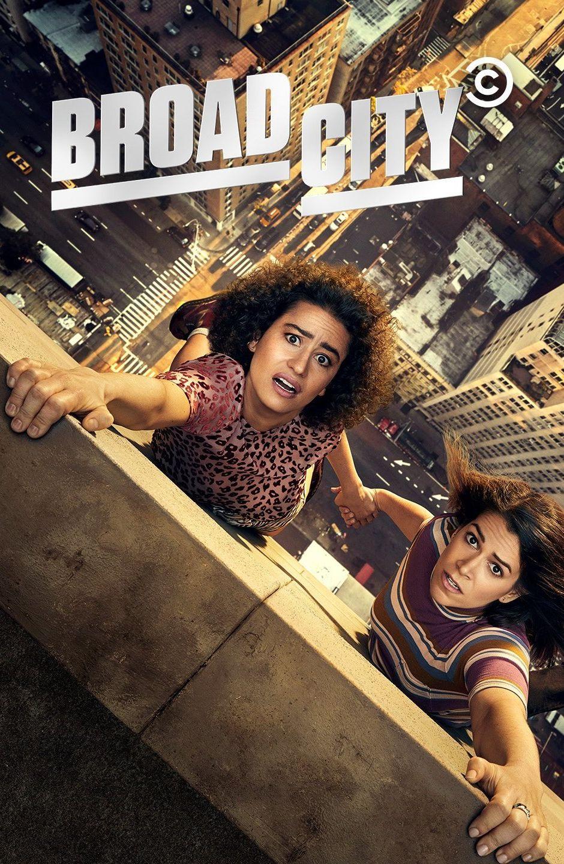 4ca1c41ad633 Broad City (TV Series 2014–2019) - IMDb