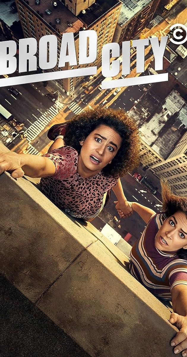 Nyc Doe 2014-2019 Calendar Broad City (TV Series 2014–2019)   Full Cast & Crew   IMDb