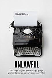 Unlawful Poster